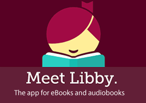 Meet Libby - the app for eBooks and audiobooks