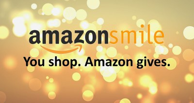 Donate to the library while shopping on Amazon.